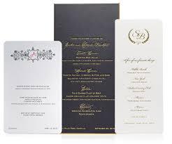 in good taste formal dinner menu card etiquette