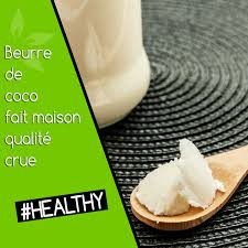 beurre de cuisine beurre de coco ou purée de coco maison cuisine saine sans