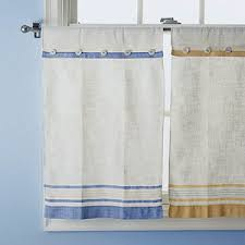Curtains Kitchen Window by 14 Diy Kitchen Window Treatments Towels Teas And Kitchens