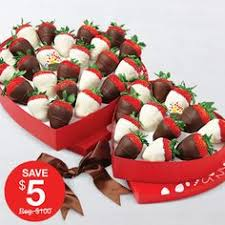 White Chocolate Dipped Strawberries Box Edible Arrangements White And Semisweet Chocolate Dipped