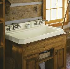 cast iron laundry sink plumber going upscale with a laundry sink