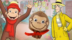 curious george inspired sock monkey craft crafts for kids w