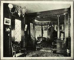 edwardian home interiors ohio 1905 edwardian reception and