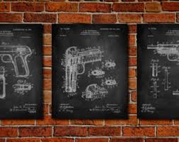 Browning Home Decor Browning Automatic Etsy