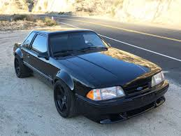 ricer muscle car can the fox body ford mustang be a legit track car the drive