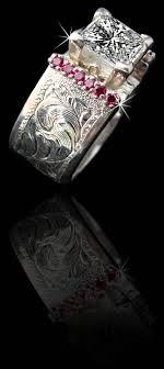 western wedding rings custom western wedding rings cowboyjewelers sets kubiyige info