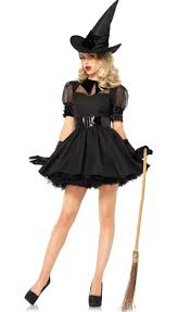 street fighter halloween costumes black magic witch women u0027s costume wicked witch halloween costume