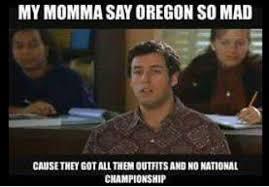 Oregon Ducks Meme - oregon duck loss memes memes pics 2018