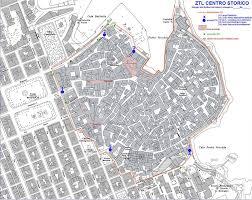 Urbino Italy Map by Monopoli Ar
