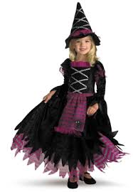 Scary Kids Halloween Costumes Witch Costumes Witch Costumes Kids