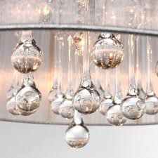 led lights for bedrooms chandeliers design fabulous semi flushmount crystal chandelier