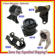 2004 honda odyssey engine mounts engine motor trans mount kit 5pcs 1999 2004 honda odyssey 3 5l
