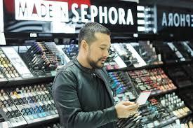 Makeup Tiar Zainal sephora x tiar zainal an exclusive hari raya makeup collaboration