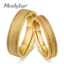 wedding rings couple images Buy fashion jewelry 316l stainless steel love jpg