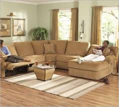 Berkline Sofa Recliner Berkline 40080 Sectional Pressback Chaise With Recliner