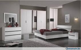 chambre laqué blanc chambre adulte complète laque blanc noir italy a vendre 2ememain be