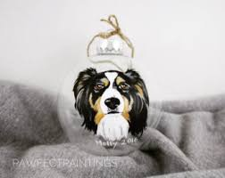 custom pet ornament etsy