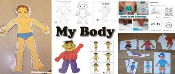 my body health and nutrition activities and lessons kidssoup