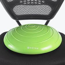 Balance Ball Chair With Arms Furnitures Ball Chair With Arms Bosu Ball Chair Gaiam Balance