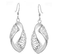 earing styles free shipping new design fashion earring 925 silver earrings 927