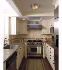 designs for small galley kitchens tiny galley kitchen remodel