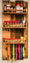 Wall Mount Spice Rack With Jars Best 25 Wooden Spice Rack Ideas On Pinterest Spice Racks Diy
