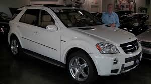 mercedes amg 2007 official review mercedes ml63 amg 2007 review