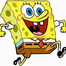 brilliant good spongebob squarepants coloring picture