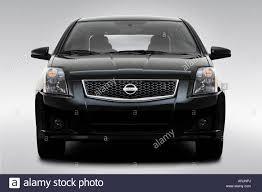nissan sentra ser spec v 2008 nissan sentra se r spec v in black low wide front stock