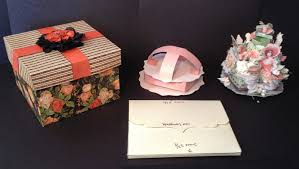How To Make A Box With Paper - annes papercreations how to make a pizza box gift boxes and 3d