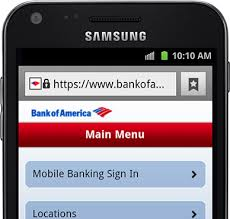 bank of america app for android tablets mobile banking app from bank of america small business