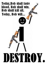 Bob Meme - destroy this is bob know your meme