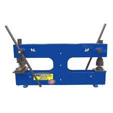 aircraft manual bench press punch u0026 flare sets u0026 aircraft tooling