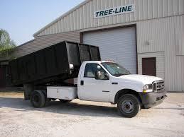 Ford F350 Landscape Truck - tl9730 2003 ford f350 4x4 dump truck