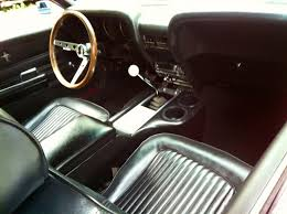 1969 mustang console 1969 mustang fastback resto mod legendary garage finds