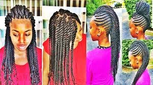 black rod hairstyles for 2015 versatile braids and twists hairstyles for african american womens