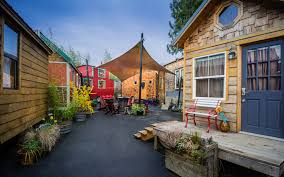 best tiny house hotels travel leisure