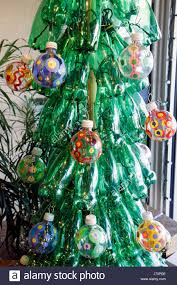 miami florida recycled plastic bottles tree
