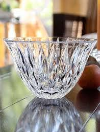 Vintage Waterford Cut Glass Crystal Vase Starburst Pattern How To Identify Crystal Glassware Bowls Crystal Glassware