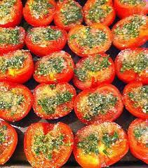 recette cuisine provencale recette de tomates provençales par signe déco