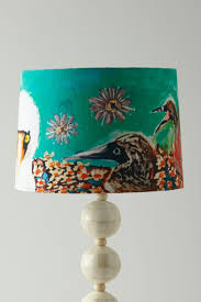 archipelago lampshade anthropologie