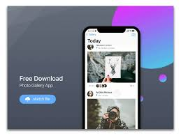best sketch app design resources and templates for download