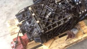 zf gear box man tga 18 410 16s1820 to youtube