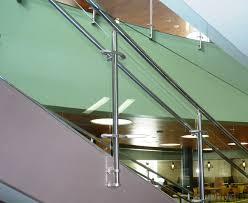 Kitchener Home Furniture Pleasing Railings Laddersteps Black S Tempered Glass Interior