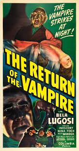 film cinta metropolitan the return of the vire columbia pictures 1944 the bela