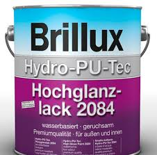 decorative paint for roofs for metal hydro pu tec high gloss