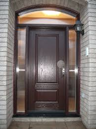 Plain Exterior Doors Single Exterior Doors Interior Design
