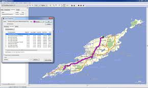 map on road anguilla gps map for garmin gpstravelmaps