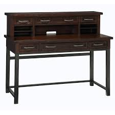 Executive Desk With Hutch Home Styles Cabin Creek Executive Desk And Hutch