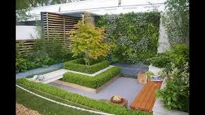 Botanical Garden Design by Very Small Garden Design Youtube